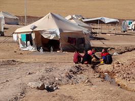 1 em cada 5 pessoas que vivem em áreas afetadas por conflitos sofrem com condições de saúde mental