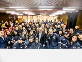 Samu contará com 90 novos profissionais no Recife