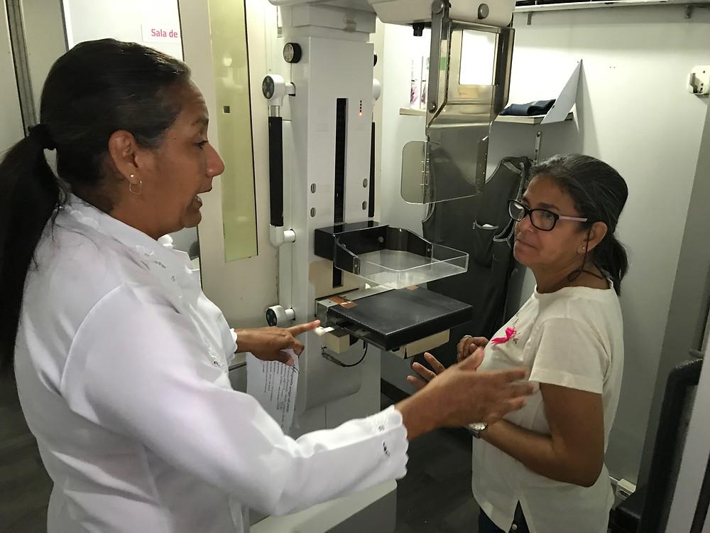 Foto: Divulgação/Sesau PCR