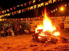 Festas Juninas: fique alerta com os acidentes com queimaduras