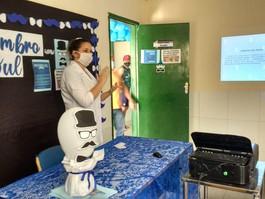 Ações do Novembro Azul são realizadas em unidades prisionais de PE