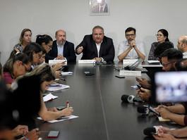 Secretaria de Saúde divulga nota sobre o Covid-19 em Pernambuco