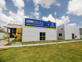 Saiba como é a nova UPA-E do Ibura, no Recife