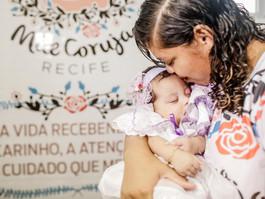No Recife, mães são treinadas para ação de prevenção à sífilis congênita