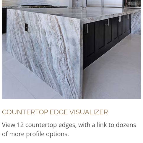 Countertop Edges