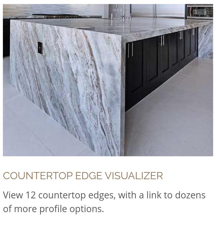 Countertop Edges