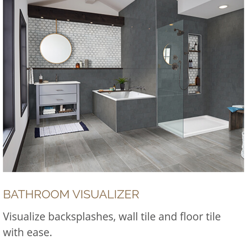 Bathroom Visualizer