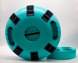 SoundAnchor360 Floating Bluetooth Speaker Hooks