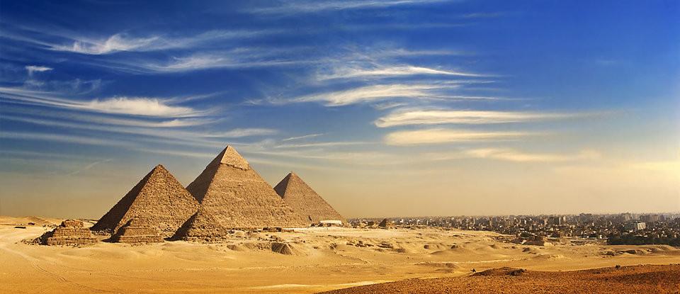 Архитектура Древнего Египта. Пирамиды.