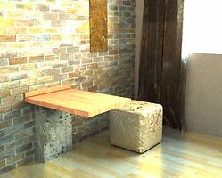 3д визуализация, дизайн квартиры