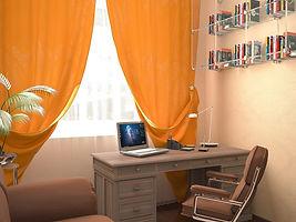 Дизайн проект кабинета