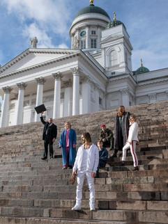 Via Crucis, Photo by Sakari Röyskö