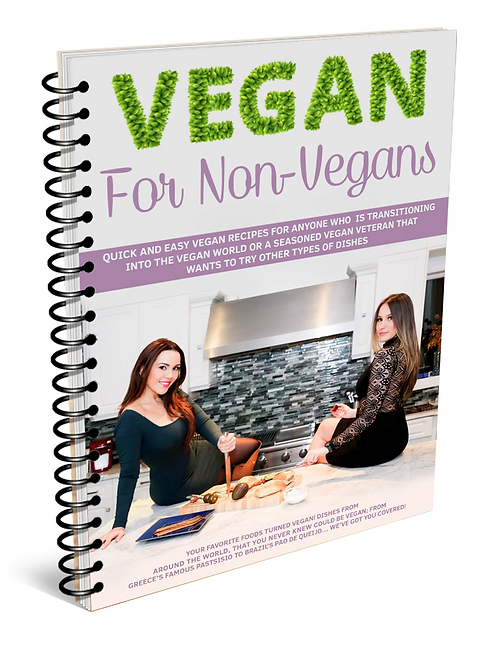 Vegan for Non Vegans E-BOOK