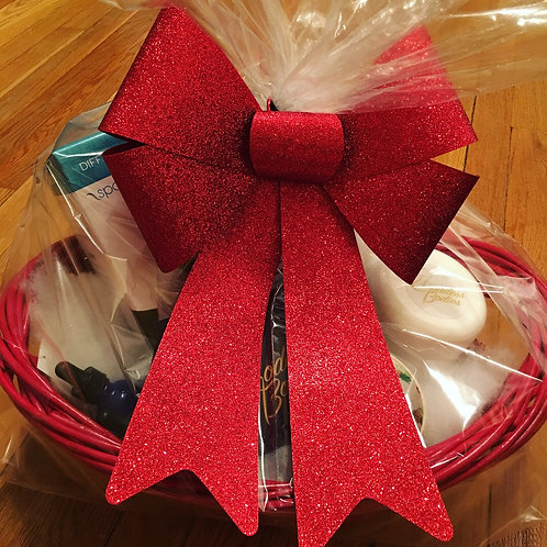 Holiday Gift Basket by Goddess Bodies