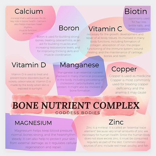 Bone Lifetime Complex