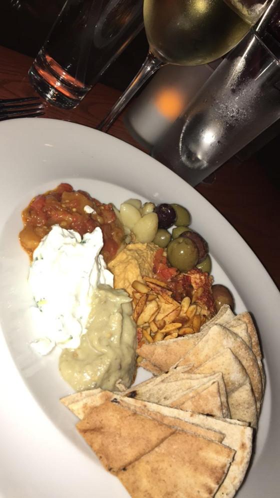29TH Vegan Birthday Dinner