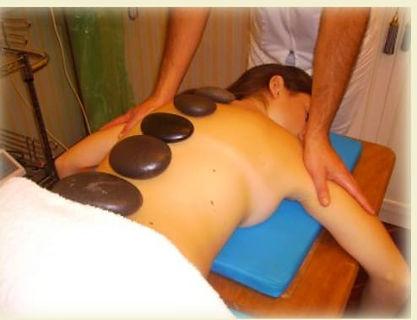 Hot Stone Massage, Massaggio pietre calde, Pietre della California, Pietre Vulcaniche