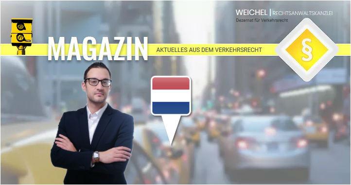 Eine Unfallreise durch Europa  - Niederlande