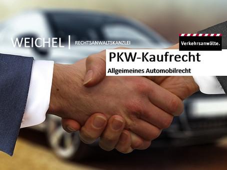 Erste BGH-Entscheidung zum VW-Abgasskandal veröffentlicht