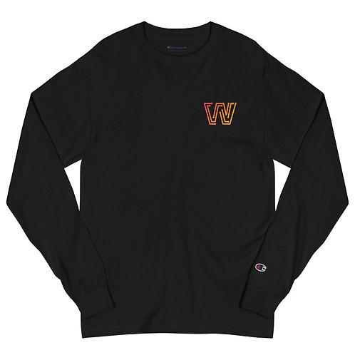 Wallsies Champion Long Sleeve Shirt