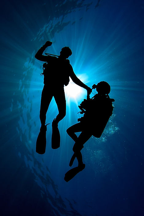 Scuba Diver Course at Amaso Dive Center
