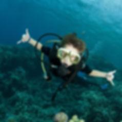 Take the Discover Scuba course with Amaso Dive Center