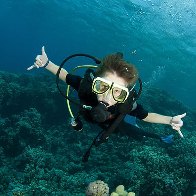 Take the Discover Scuba course with Amaso Dive Center
