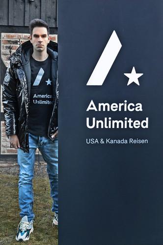 mit America Unlimited branding