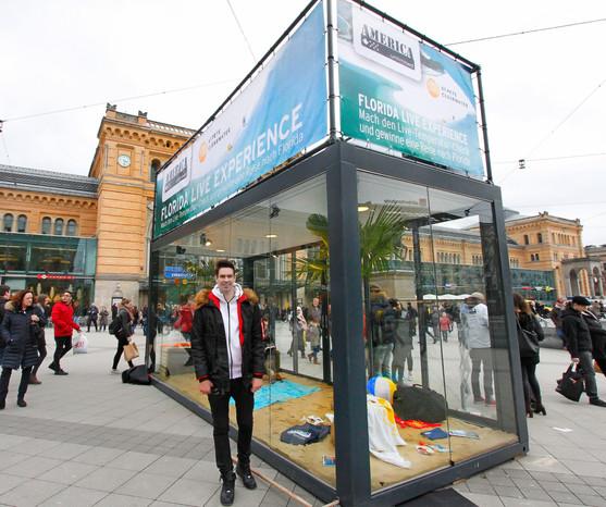 Klimabox Aktion Hannover