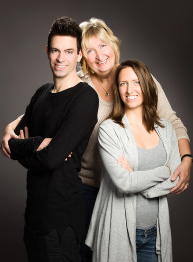 Julia Kurz, Angelika Kohlenberg, Timo Kohlenberg
