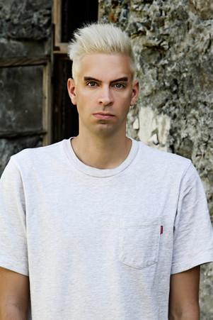 Portrait Blond