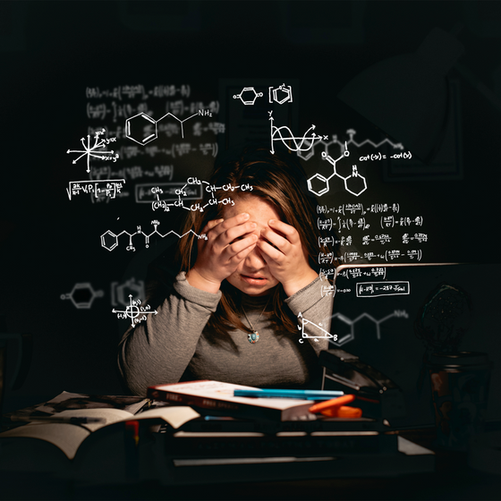Academic Enhancers are on the Rise for College Students:   Psychological and physiological consequen