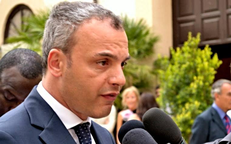 Console Onorario del  Ghana in Sicilia, avv. Francesco Campagna