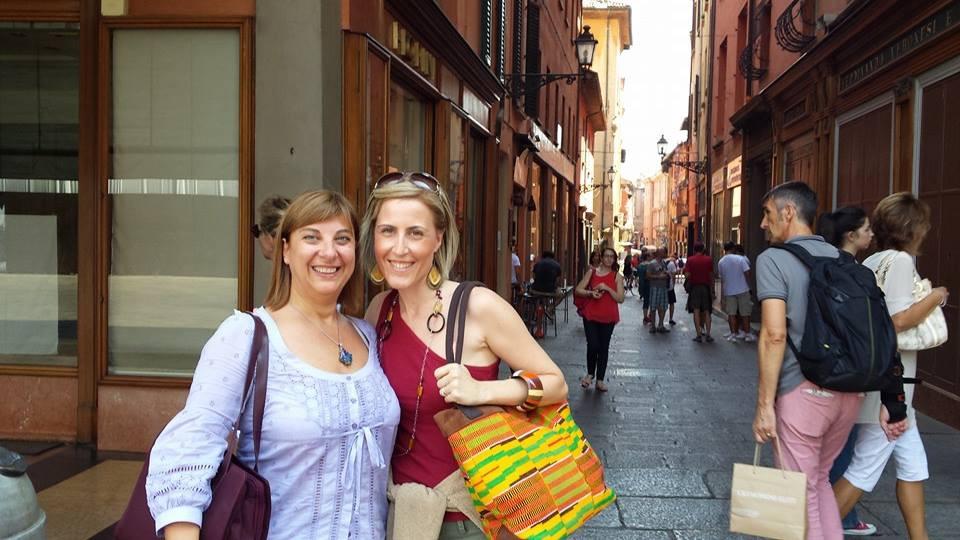 Antonella Sinopoli e Susanna Gristina
