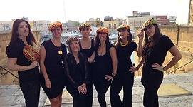 team cooperativa korai,mazara del vallo Blue Sea Land  2014