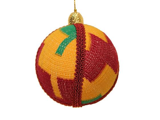 Decorazione natalizia KxK - Prosperità e Grazia