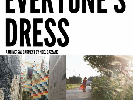 "Al via il workshop del progetto ""Everyone's Dress"" di Noel Gazzano a Farm Cultural Par"