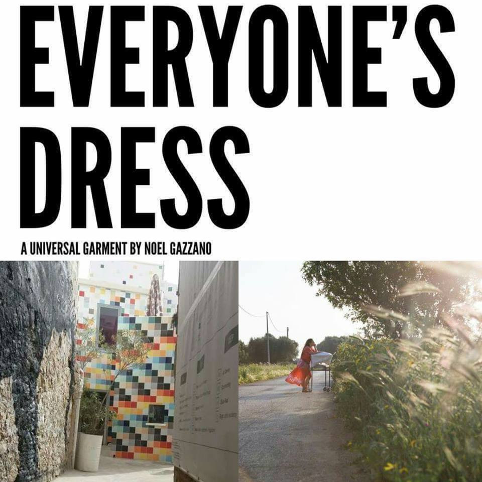 Everyone's Dress by Noel Gazzano