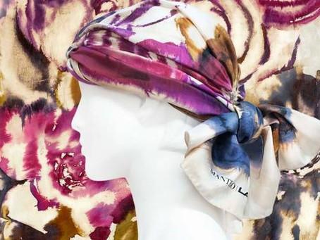 Al via la Settimana della Moda Milano: Vita il turbante protagonista ieri sera alla Vogue Fashion Ni