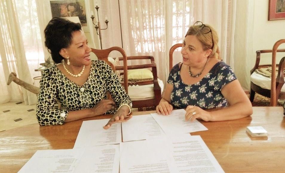 Afro Women Poetry in Togo