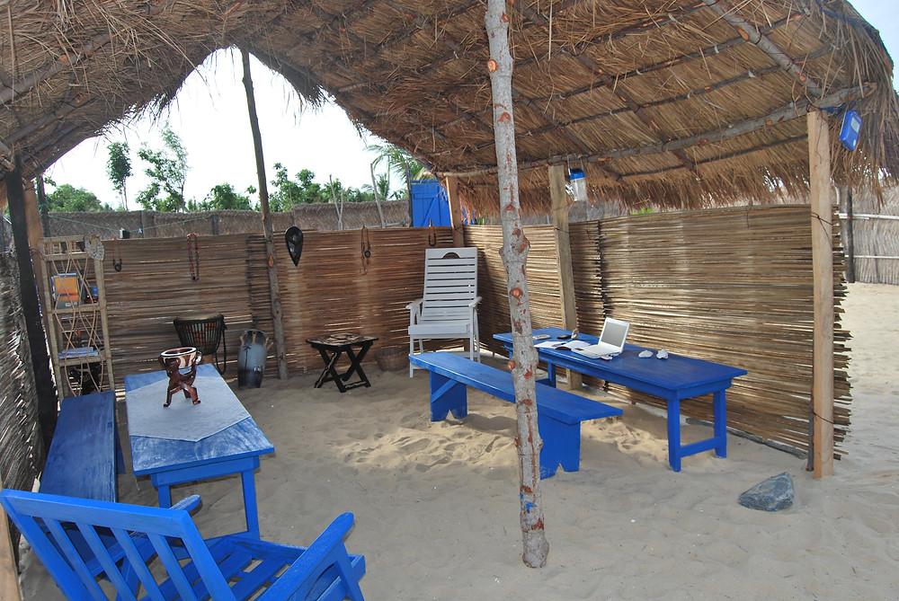 Wild camp Ghana. Uno spazio comune - Foto di Antonella Sinopoli