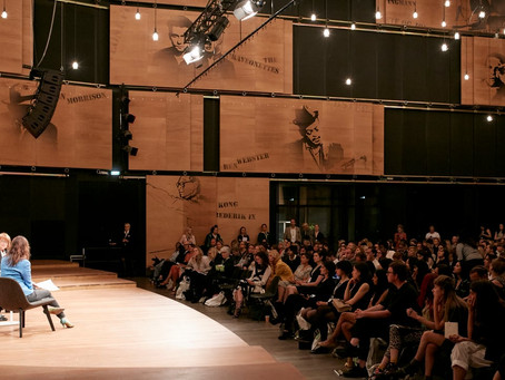 "SAVE THE DATE: 11 maggio 2017 ""Copenhagen Fashion Summit"""