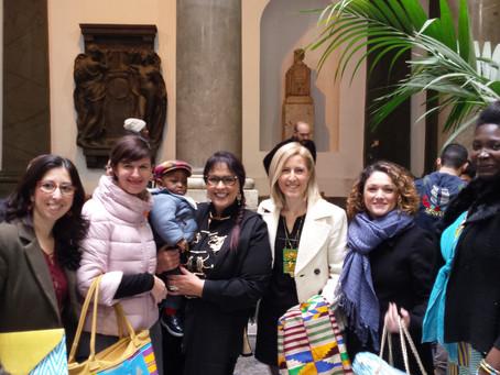 8 Marzo con Korai x Kente: a Palazzo delle Aquile si celebra la donna
