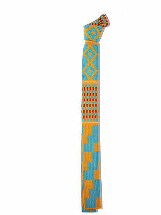 KxK multicolor light blue Tie