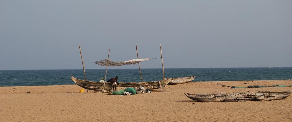Spiaggia di Keta -  Foto di Antonella Sinopoli