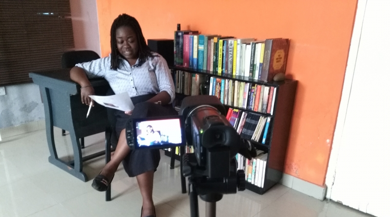 Nana Nyango Boateng, poetessa ghanese