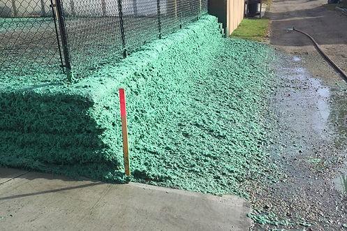 Flex MSE Vegetated Retaining Wall