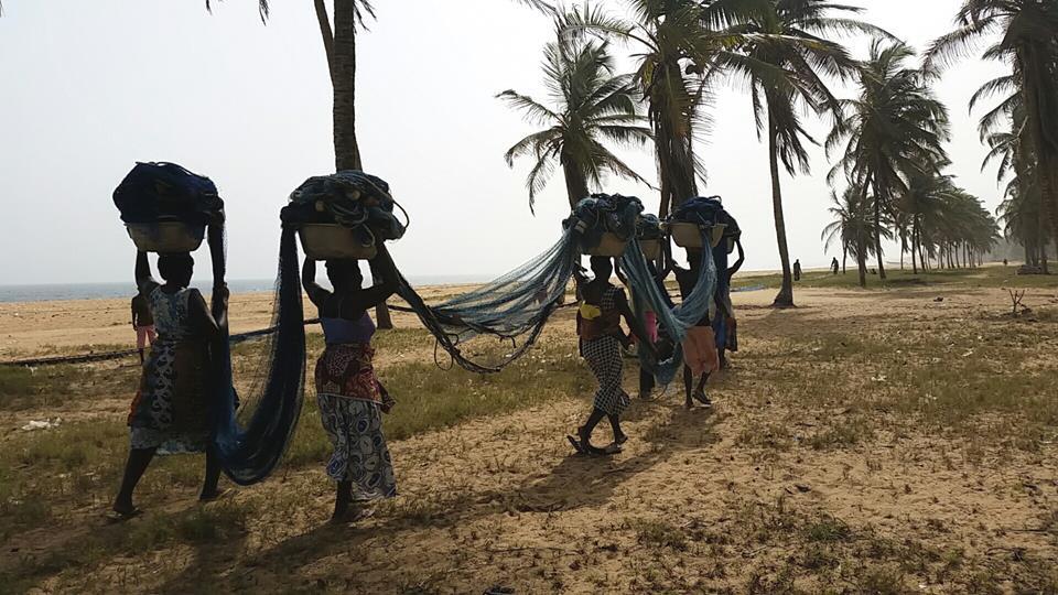 Vita ad Aflasco, Ghana - Foto di Antonella Sinopoli