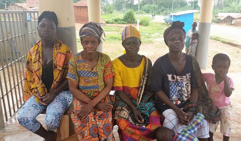 Gruppo n. 3 del programma di microcredito Yendaakye