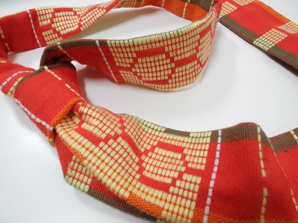 Cravatte Korai x Kente